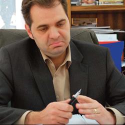 Primarul UDMR din Sfântu Gheorghe, Antal Arpad