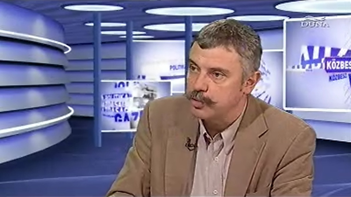Tamas Sandor Duna TV UDMR