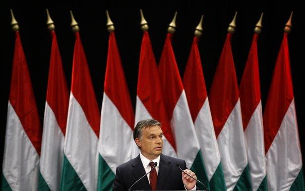 Viktor Orban, șeful FIDESZ și premierul Ungariei