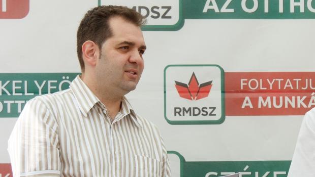 UDMR-istul Antal Arpad Andras