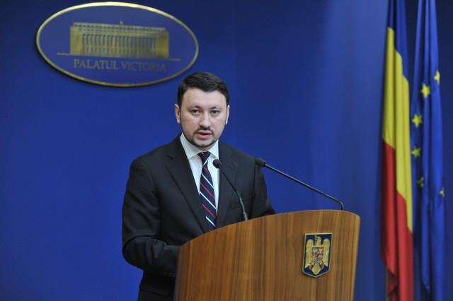 Vicepreşedintele ANRMAP, Mircea Fechet