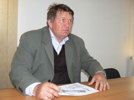 Prefectul de Covasna, Dumitru Marinescu