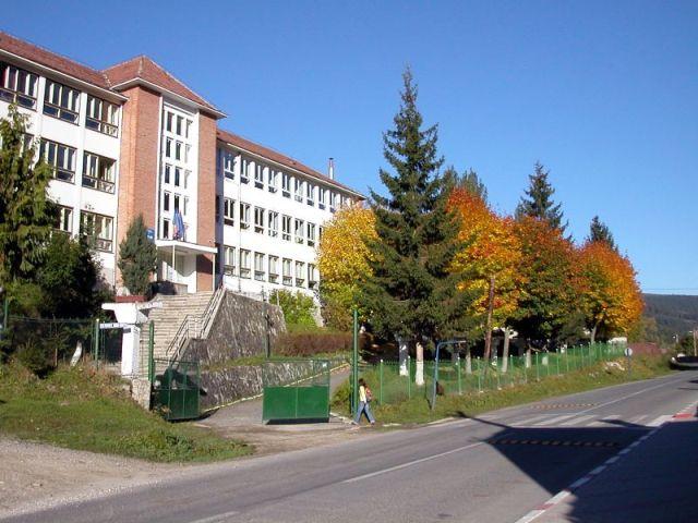 """Liceului Tehnologic """"Liviu Rebreanu"""" din Bălan"""