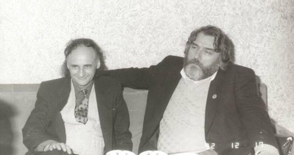 Grigore Vieru și Adrian Păunescu