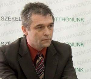 Lázár-Kis Barna, primarul UDMR din Baraolt