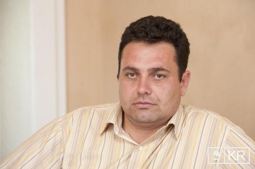 Becze Attila, primarul UDMR din Ciceu
