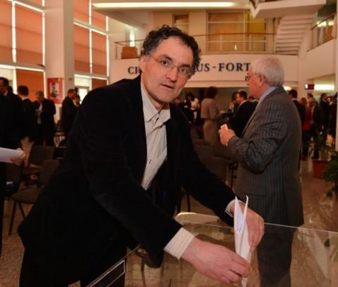 Raduly Robertm primarul UDMR din Miercurea Ciuc (FOTO: gsp.ro)