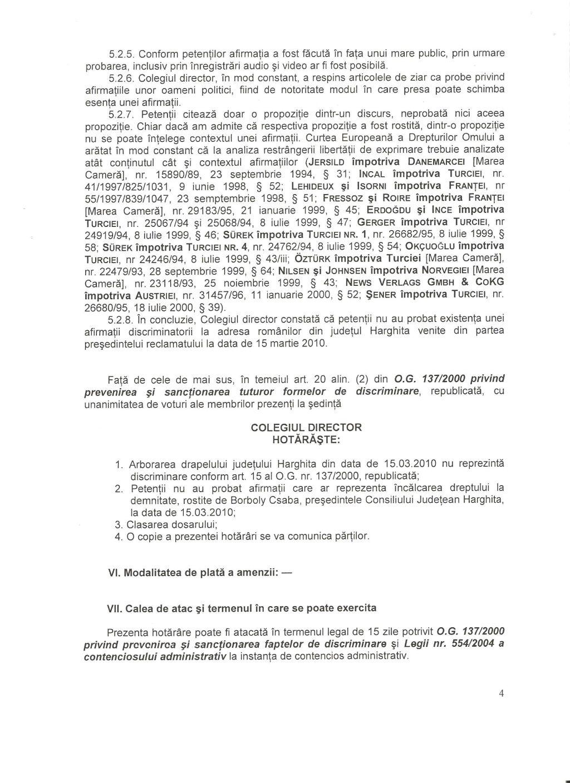 CNCD steag secuiesc Harghita 4