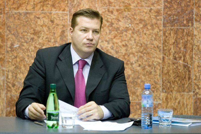 Prefectul Jean-Adrian Andrei (FOTO: facebook.com)