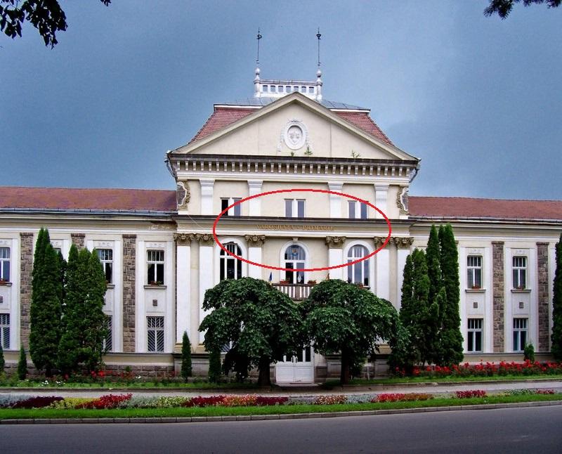 Primăria Miercurea Ciuc (Foto: sudestul-europei.ro)