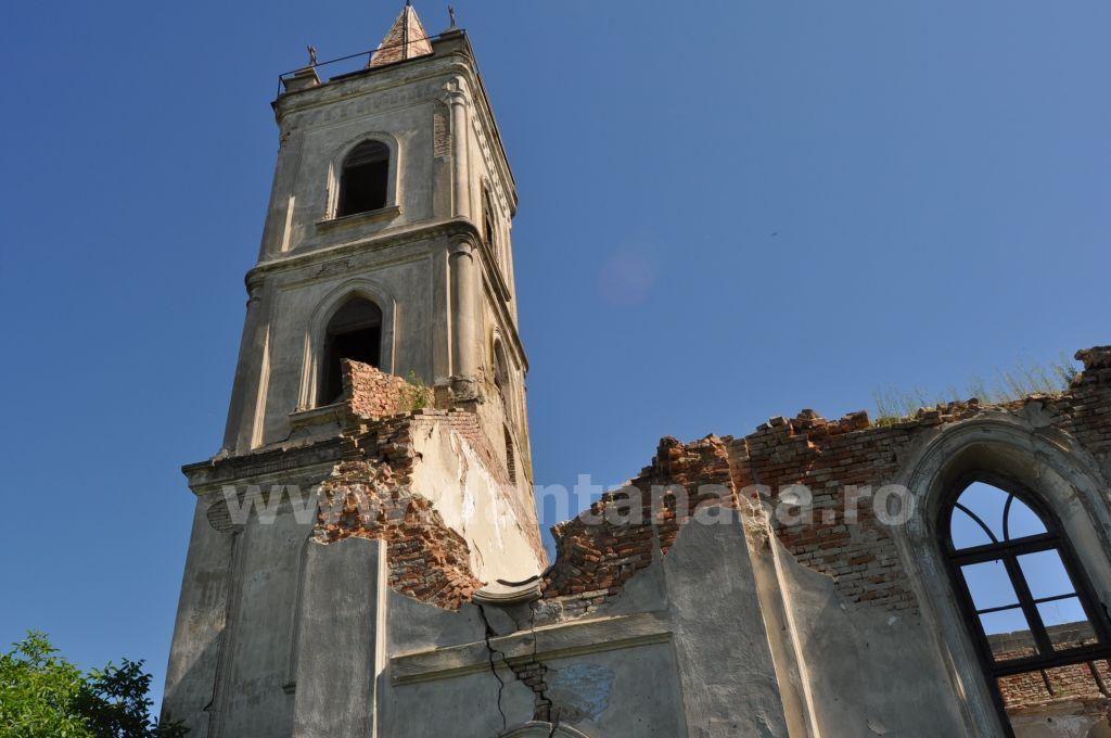 Biserica germana Malcoci Tulcea dreapta