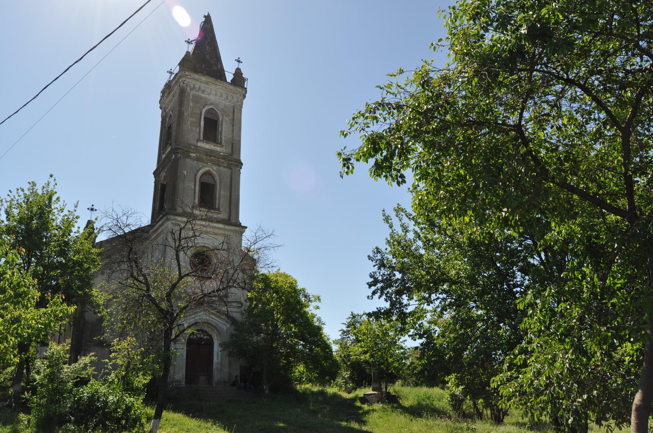 Biserica germana Malcoci Tulcea