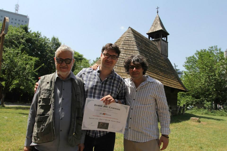 Corneliu Vlad Dan Tanasa Victor Roncea Muzeul Taranului Roman Premiul Mile Carpenisan 2013