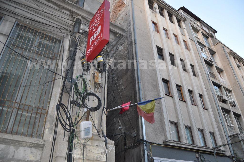 PSD Sector 1 Bucuresti bataie de jos la adresa drapelului Romaniei Catalin Ivan