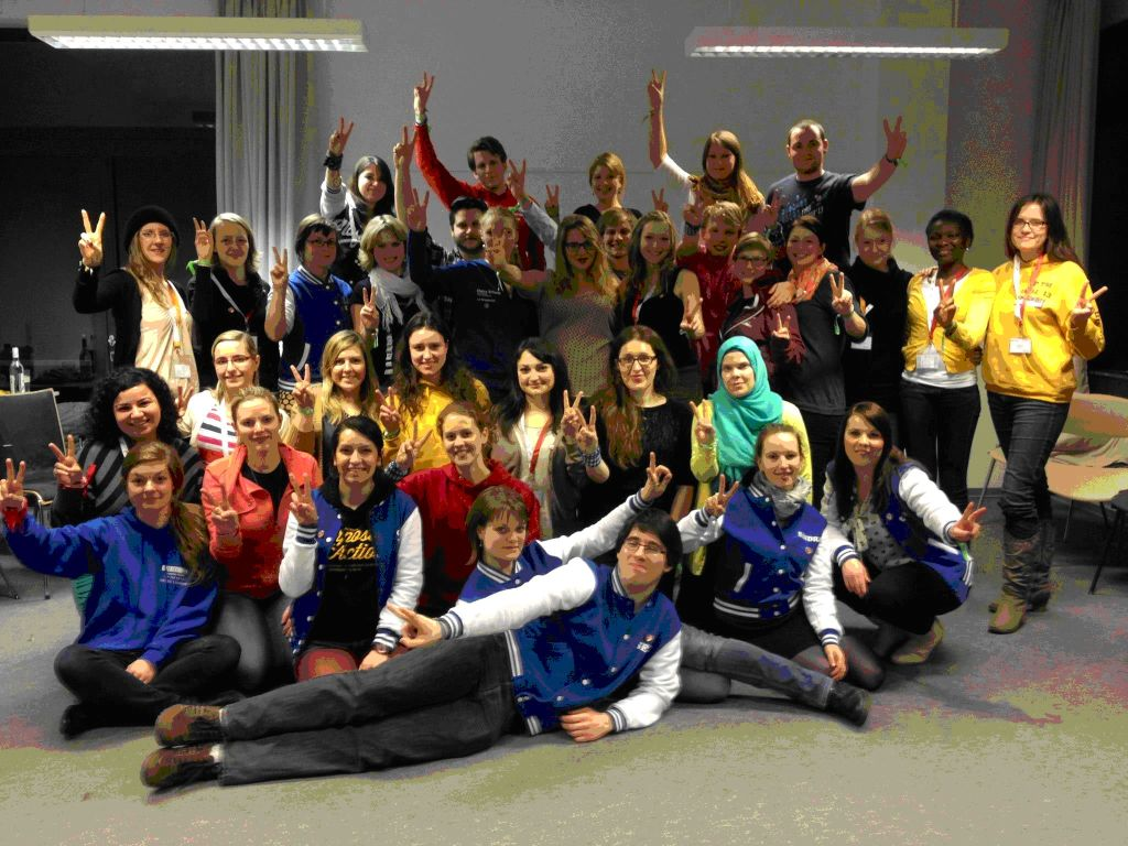My 47 local Vice presidents for Talent Management (Germany)