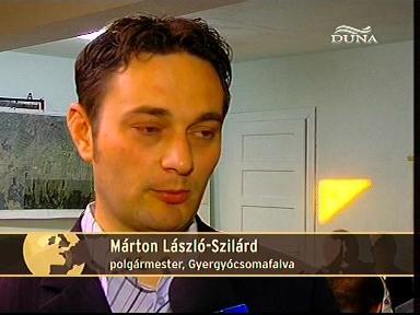 Márton László-Szilárd UDMR limba română