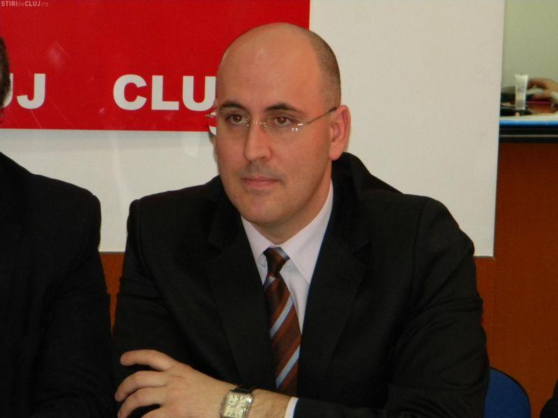Clujeanul Mircea Jorj, vicepreședintele ANFP