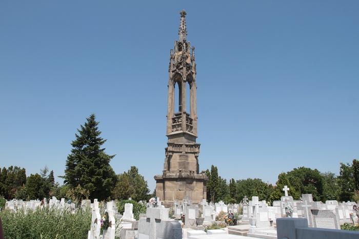 Monumentul Coloana Fidelităţii din Timișoara (FOTO: opiniatimisoarei.ro)