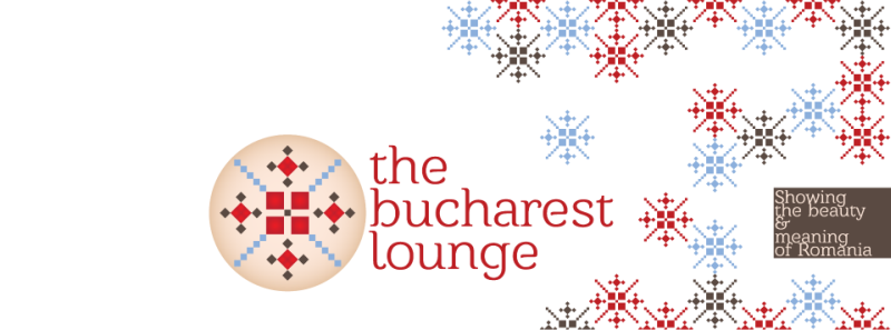 The logo of The Bucharest Lounge