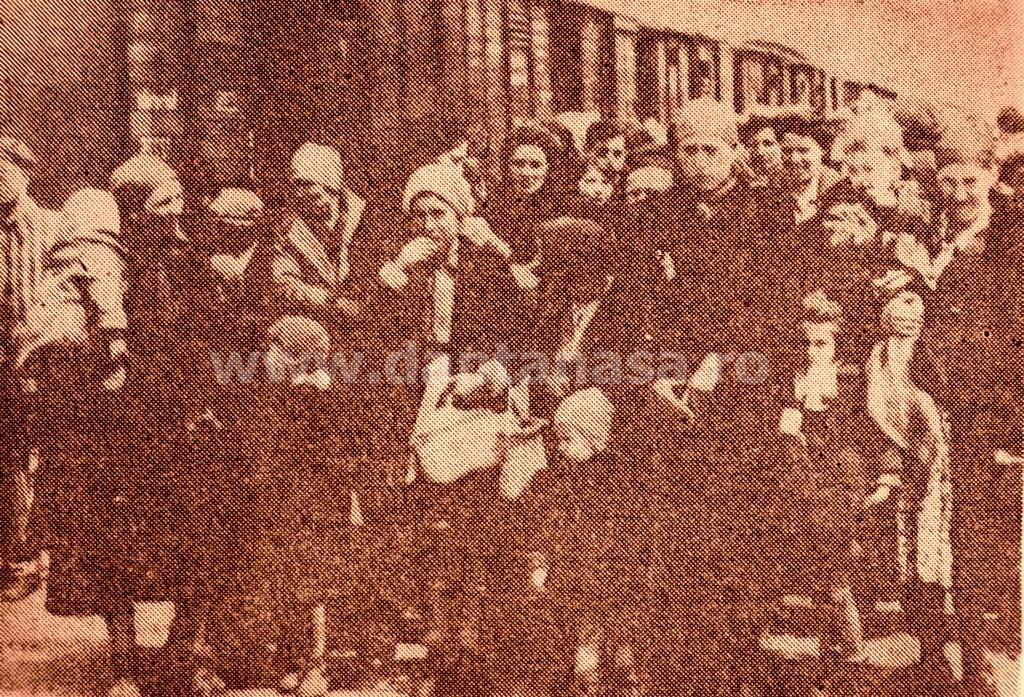 Birkenau, 1944. Pe rampa morții, mii de evrei din Transilvania duși de ocupanții unguri la exterminare