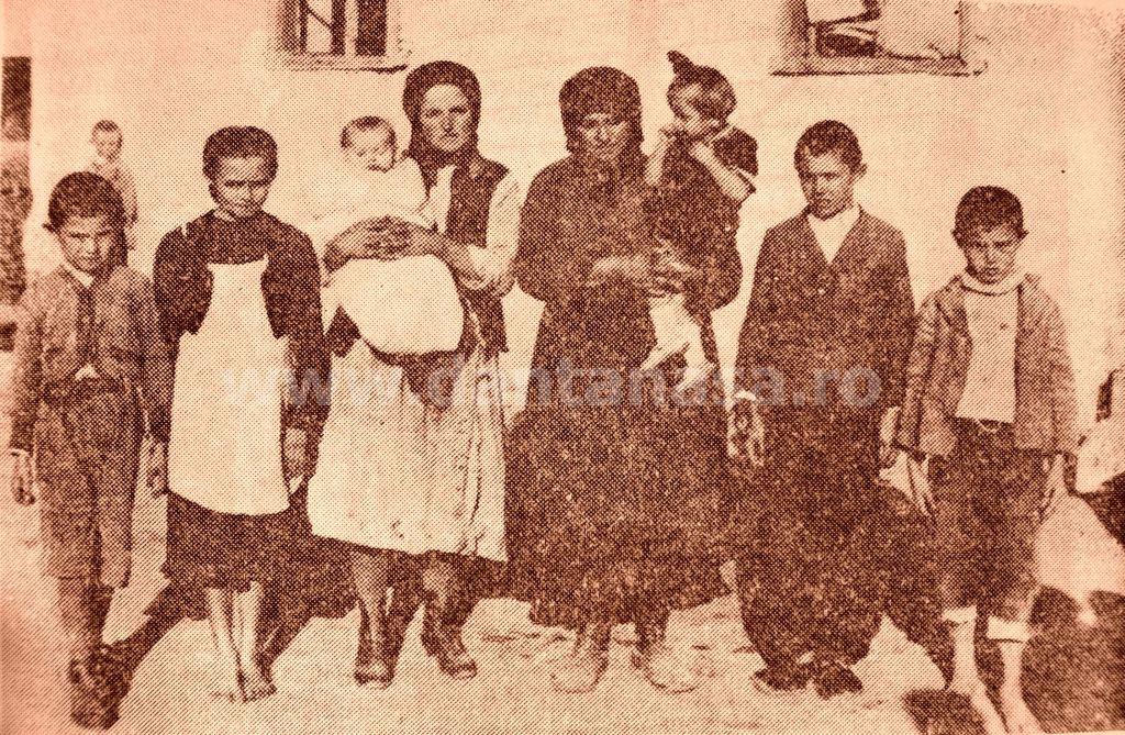 Septembrie 1940. Familie de români din Transilvania ocupată de fanatizații lui Ducso Csaba