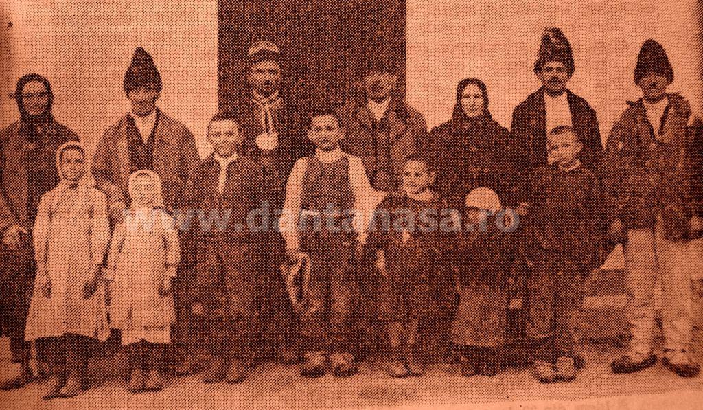 Septembrie 1940. Români epulzați de către ocupanții unguri, fără nici o milă față de copiii nevinovați.