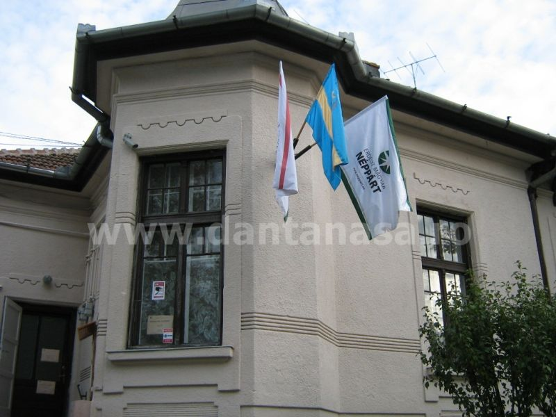 Sediul PPMT din Târgu Mureș