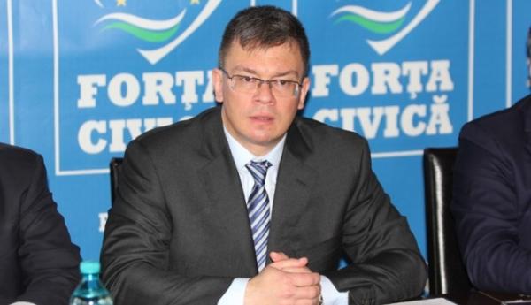 Mihai Răzvan Ungureanu, fost președinte al Forței Civice