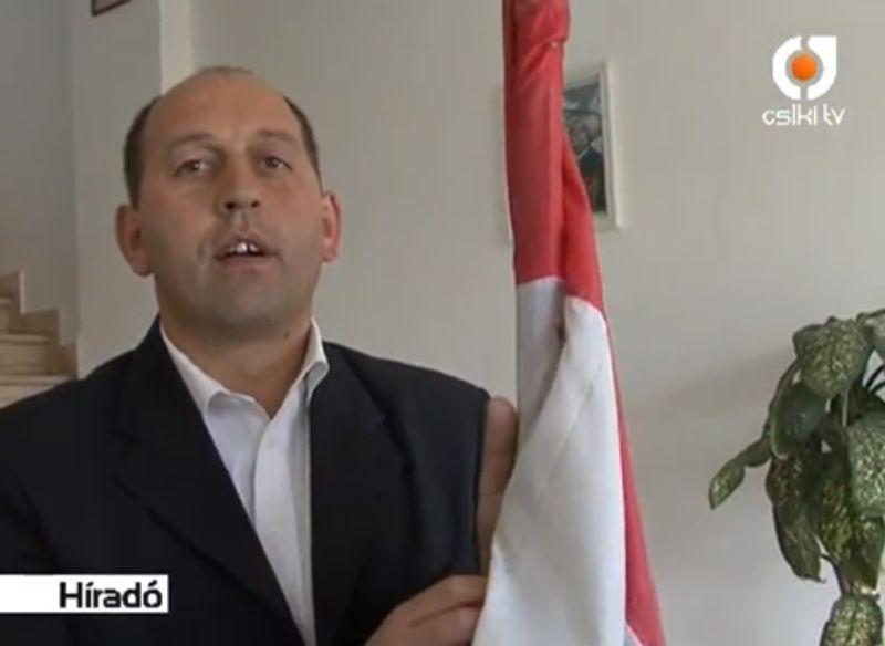 Biro Laszlo, primarul UDMR din Mădăraș