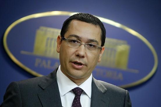 Romanian PM, Victor Ponta (FOTO: romanialibera.ro)