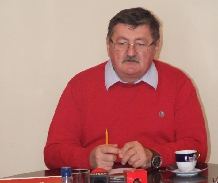 Kovács Jenő, groful UDMR aflat la conducerea Primăriei Carei (FOTO: magyar-hirlap.ro)
