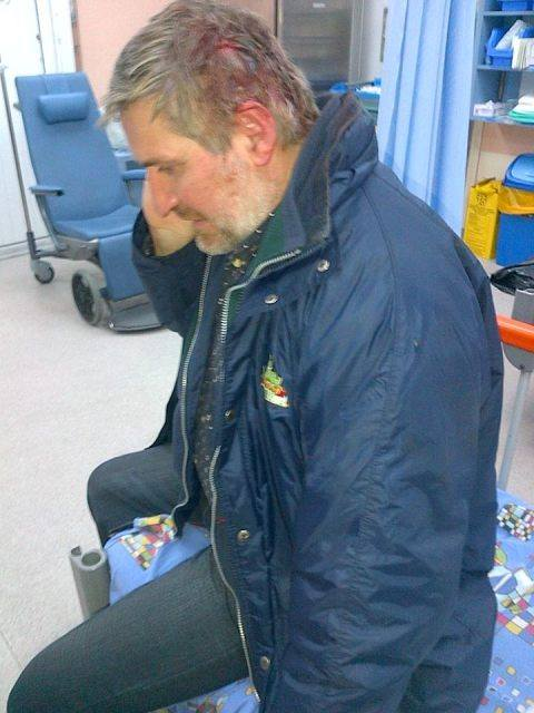 Willy Schuster batut de jandarmi Bucuresti