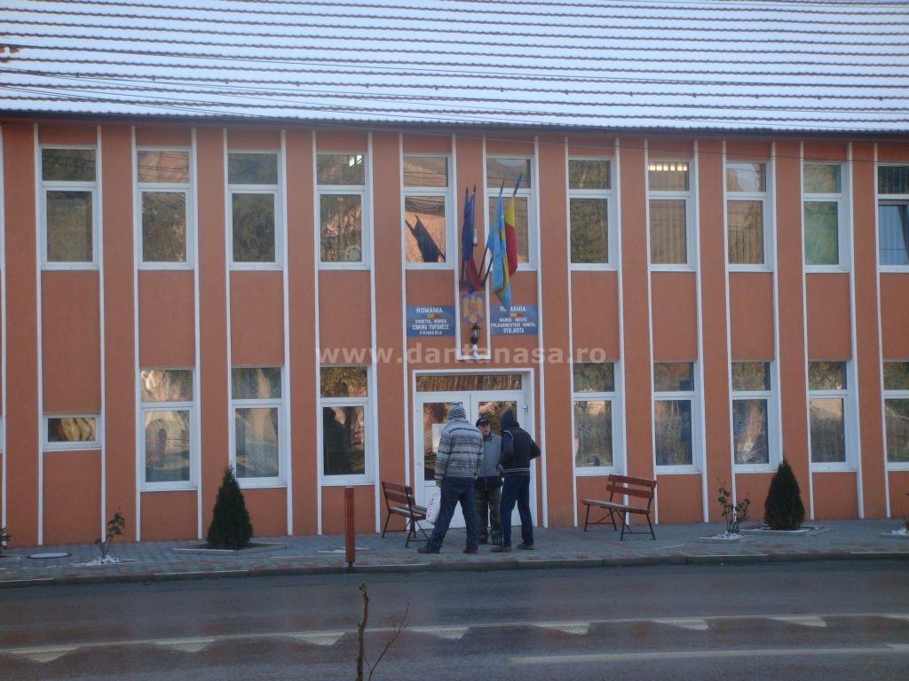 primaria fantanale mures decembrie 2013 steag secuiesc