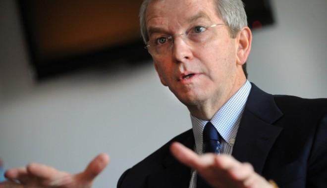 Thomas Holst, şeful Chevron în Estul Europei (FOTO: cugetliber.ro)