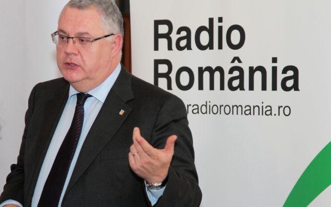 Ovidiu Miculescu, preşedinte-director general al SRR (FOTO: radioiasi.ro)