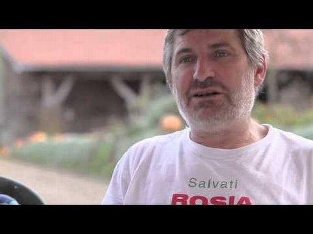 Activistul Willy Schuster, prins în mrejele propagandei revizioniste maghiare (FOTO: activenews.ro)