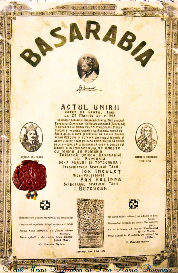 Actul-Unirii-Basarabiei-cu-Tara-Mama-Romania-27-Martie-1918