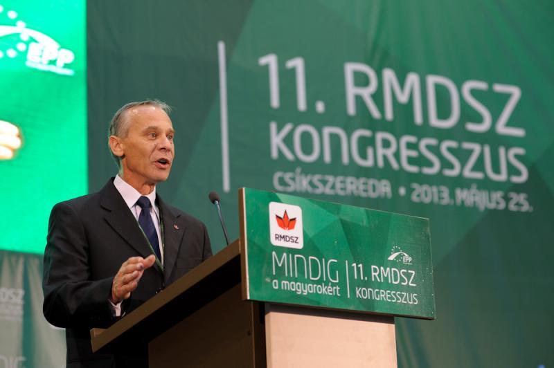 Deputatul Klárik László (FOTO: maszol.ro)