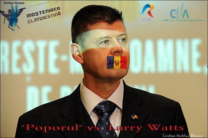 Scandalul-Larry-Watts-cenzurat-la-TVR-foto-Cristina-Nichitus-Roncea-afis-Mostenirea-Clandestina