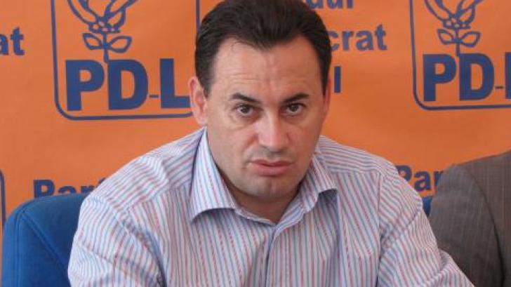 Primarul Aradului, Gheorghe Falcă (FOTO: relitatea.net)