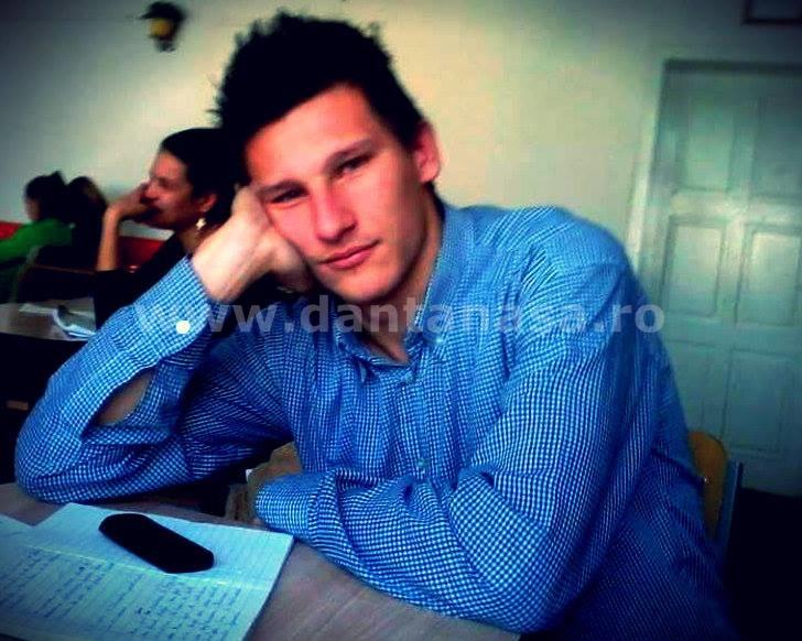 Majos Attila, elev la un liceu din Sfântu Gheorghe, l-a amenințat pe Cosmin cu moartea (FOTO: facebook.com)
