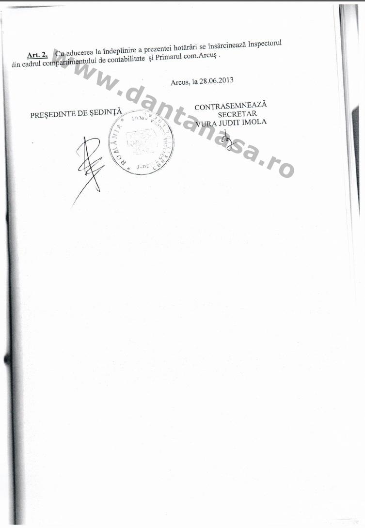 primaria arcus fonduri publice batalion husari udmr 1