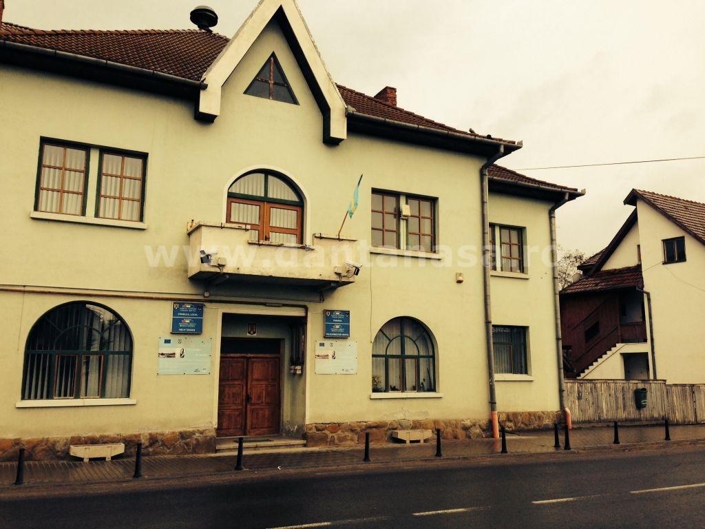 Primaria Bretcu Covasna steag secuiesc