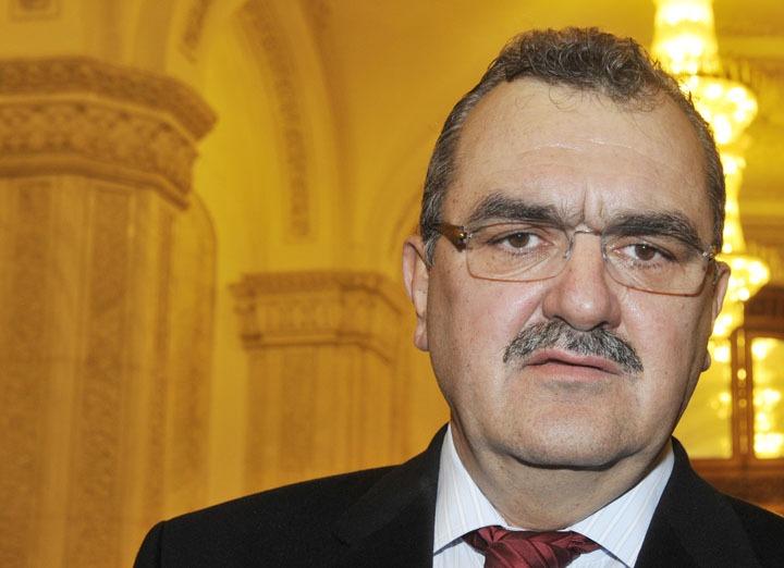 Deputatul PSD Miron Mitre a reacționat ca un mitocan la mesajul unei activiste (FOTO: enational.ro)