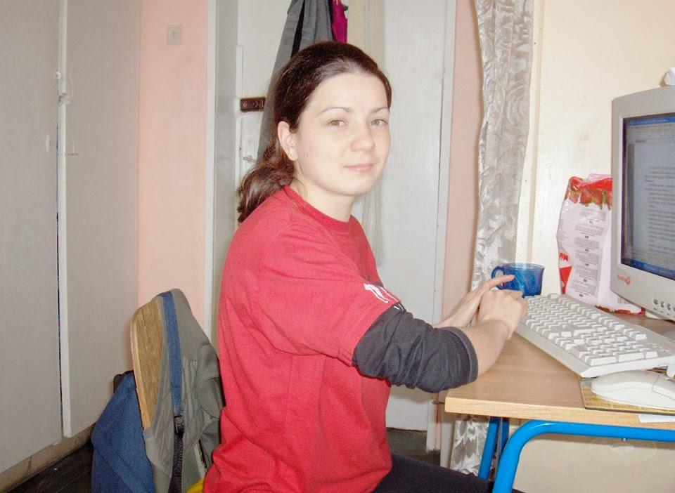 Cristina Tau (pressalert.ro)