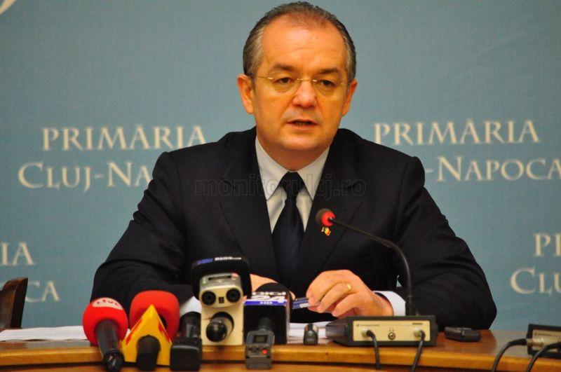 Cum a reușit primarul Emil Boc să piardă un proces în condițiile în care legea era de partea sa? (FOTO: monitorulcj.ro)