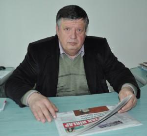 Ludróczki Sándor, primarul UDMR din Orașu Nou (FOTO: magyar-hirlap.ro)