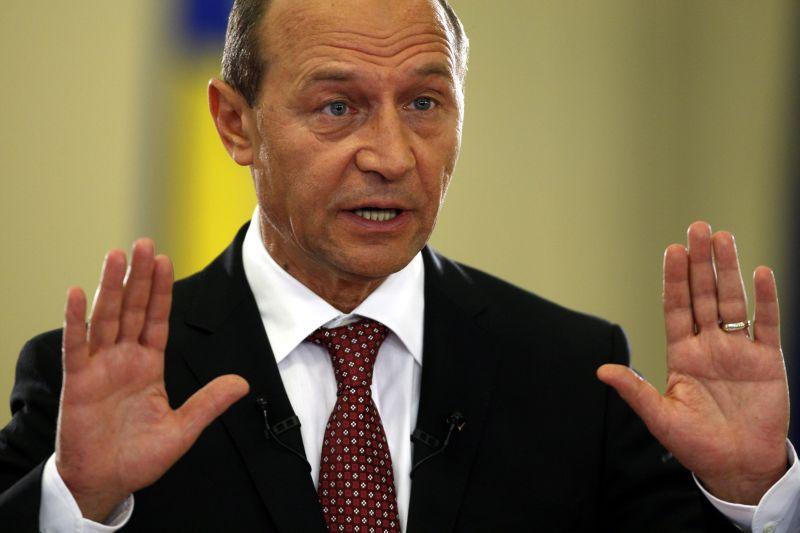 Traian Băsescu (FOTO: gazetadecluj.ro)