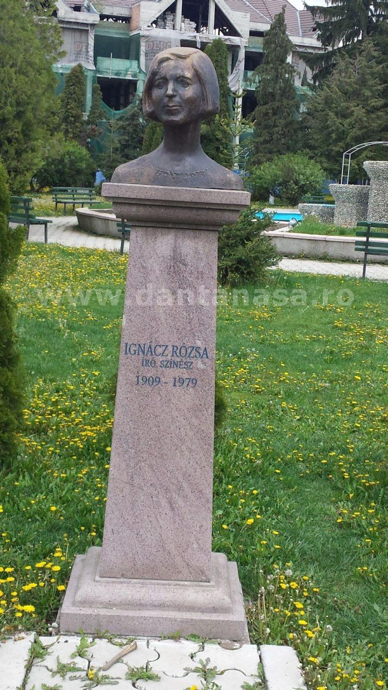 monument ignacz rozsa covasna limba maghiara