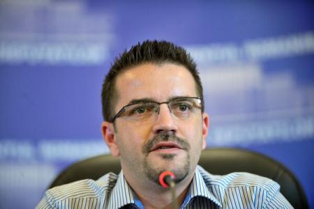 Bogdan Diaconu. Foto: (c) Grigore POPESCU / AGERPRES FOTO